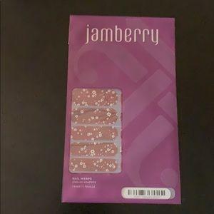 Jamberry- Marsala in bloom (FULL SET)